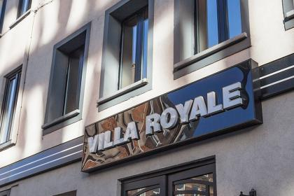 Hotel Villa Royale: in the heart of Brussels